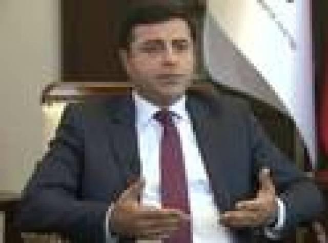 Demirtaş: Asıl hedef HDP'yi itibarsızlaştırmak