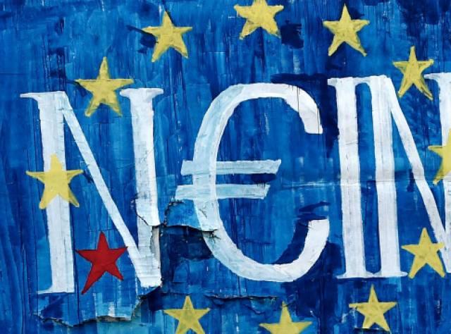 Yunanistan'da bankalar kapalı, ATM'ler boş