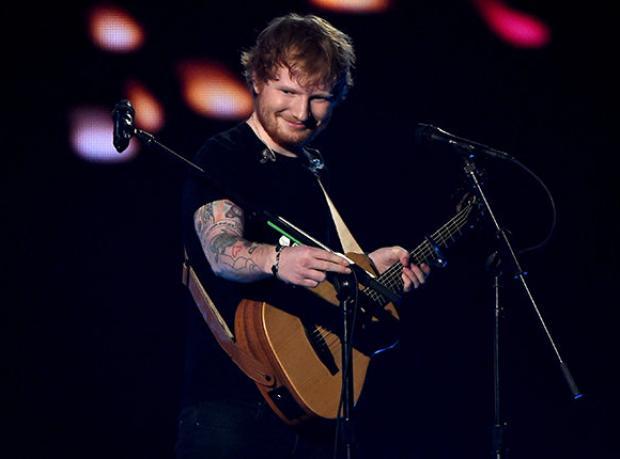 Ed Sheeran Ağzından Kaçırdı