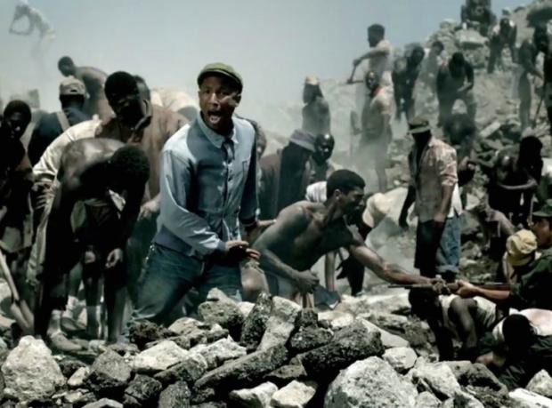 Yeni Video: Pharrell Williams