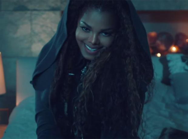 Yeni Video: Janet Jackson