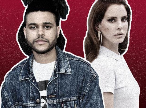 Yeni Şarkı: The Weeknd feat. Lana Del Rey