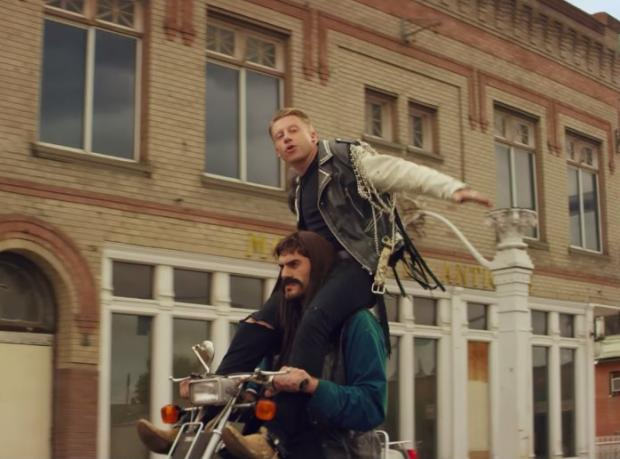 Yeni Video: Macklemore & Ryan Lewis