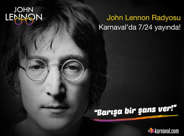 Yeni Radyo: John Lennon