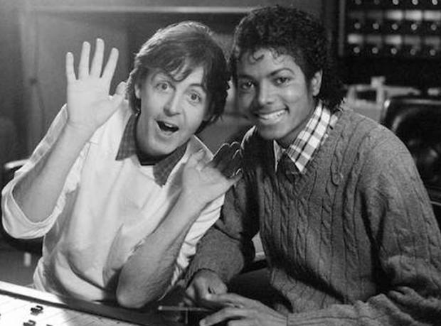 Yeni Video: Michael Jackson & Paul McCartney