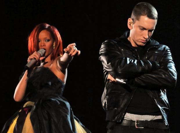 Eminem ve Rihanna'nın Yeni Parçası