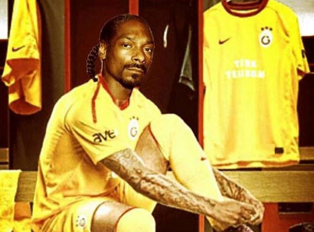Snoop Dogg Galatasaray'ı Sevdi