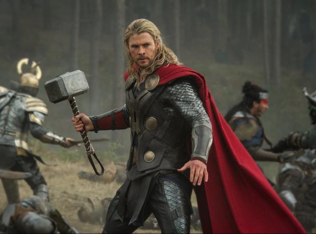 Thor'u Görenler Tanıyamıyor