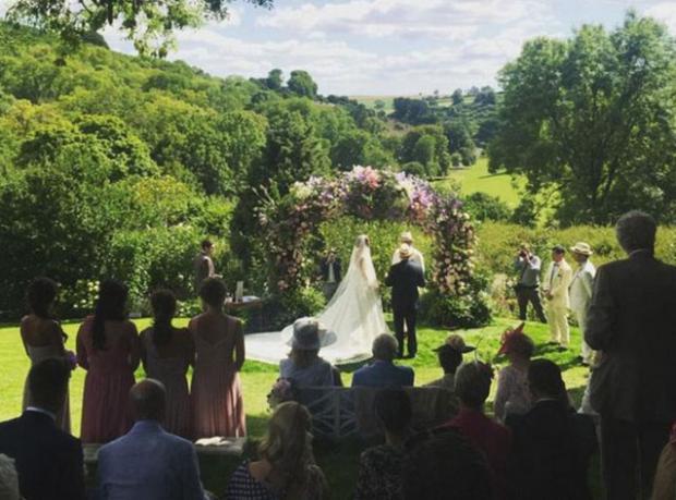 Masal Gibi Düğün!
