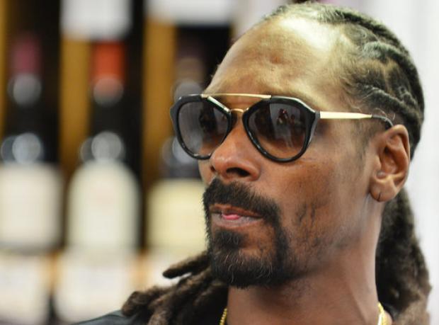 Snoop Dogg'a Bir Darbe de İtalyan Polisi'nden