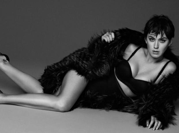 Katy Perry Ortalığı Ateşe Verdi