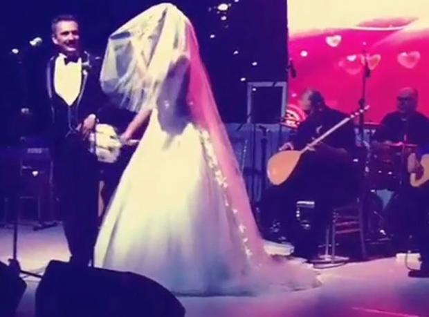 Böyle Olur Sanatçı Düğünü!