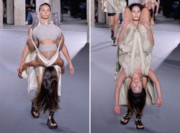 Modeller Çanta Oldu