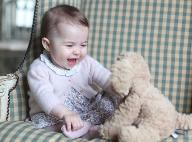 Prensesin Yeni Fotoğrafları Çıktı