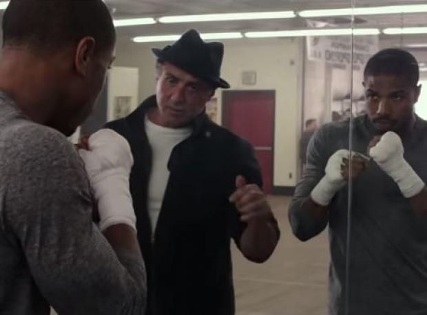 Sylvester Stallone'yi Özleyenler Buraya