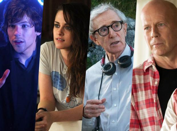 Woody Allen'ın Yeni Kadrosu!