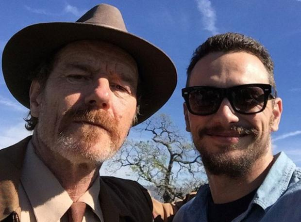 Bryan Cranston VS. James Franco