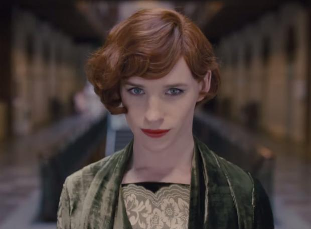 'The Danish Girl'e İlk Fragman Geldi!