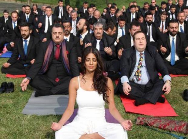 Türk Sineması Bollywood'a Karıştı!