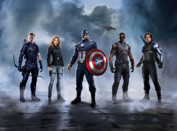 Captain America: Civil War'dan İlk Fragman!