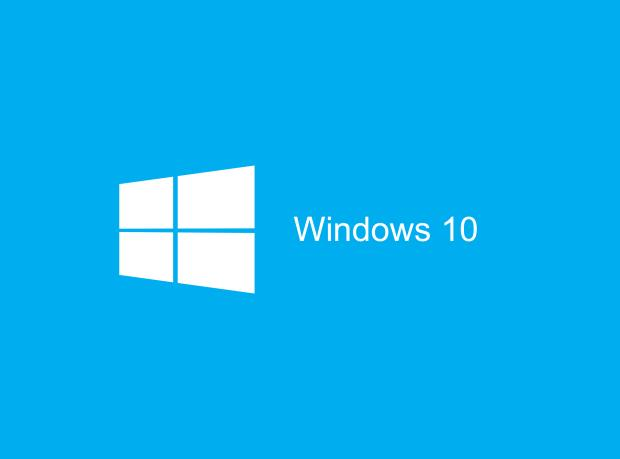 Windows 10'da İlk Hata
