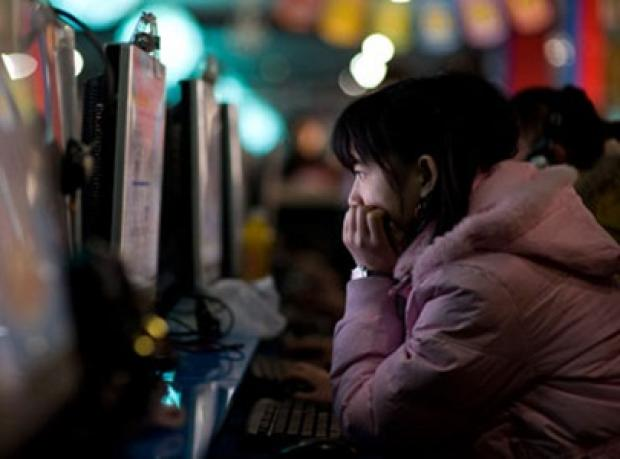 10 Yıl Sonra İnternet Kafede Bulundu
