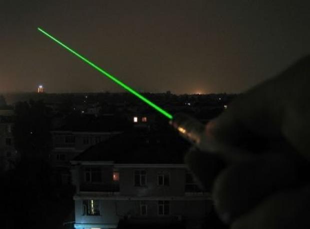 Lazer Pilotun Retinasını Yaktı!
