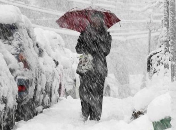 Yoğun Kar Yağışı Uyarısı
