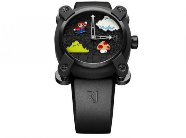 Araba Fiyatına Super Mario Saati
