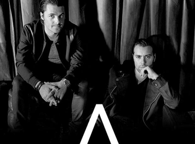 Axwell & Ingrosso /15 Ağustos 2015