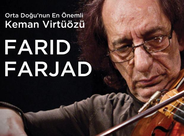 Farid Farjad / 19 Kasım 2015