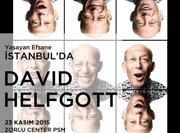 David Helfgott / 23 Kasım 2015