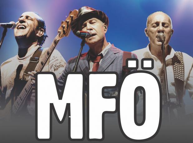 Vestel Gururla Yerli Konserleri: MFÖ