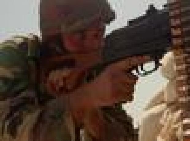 Suriye ordusu Haseke'de 'IŞİD'i geriletiyor'