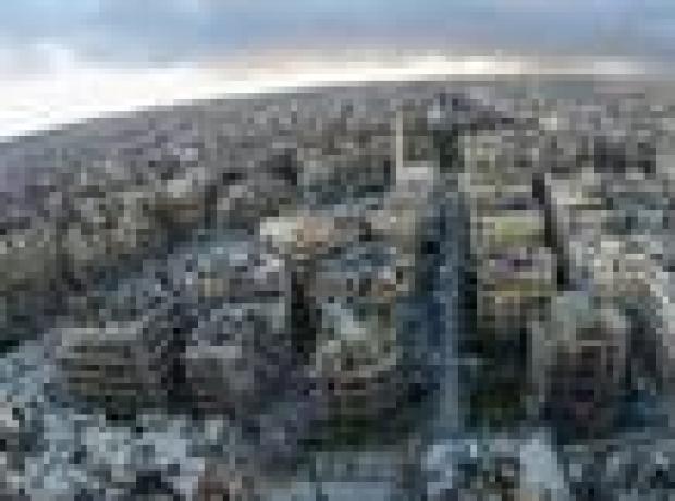 Suriye: İslamcı gruplar Halep'te büyük bir saldırı başlattı