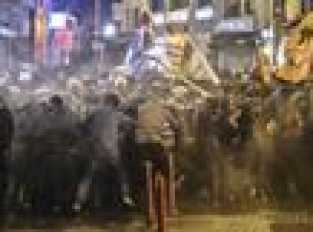 Af Örgütü: Polis, Kobani olaylarına müdahalede yetersiz