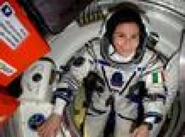 Uzaya giden ilk İtalyan kadın astronot: Er ya da geç Dünya dışına yerleşeceğiz