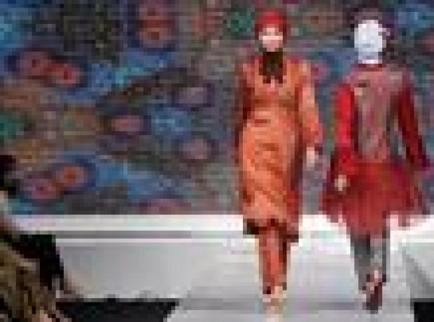 'Türkiye, İslami giyim harcamasında lider'