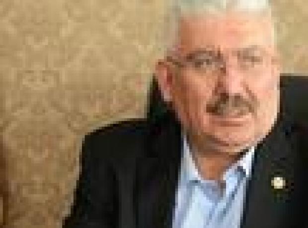 MHP'li Yalçın: AKP'yle görüşme koalisyon için değil