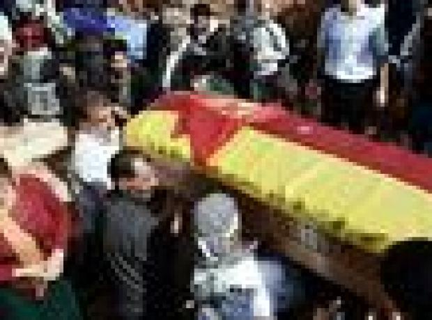 YPG'lilerin cenazeleri Türkiye'ye getiriliyor