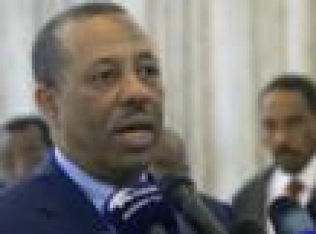 Libya Başbakanı: Katar ve Türkiye siyasal İslam dayatmaya çalışıyor