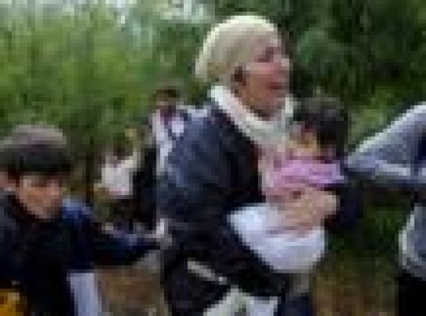Almanya: AB Türkiye'de büyük bir mülteci kampı kurmalı