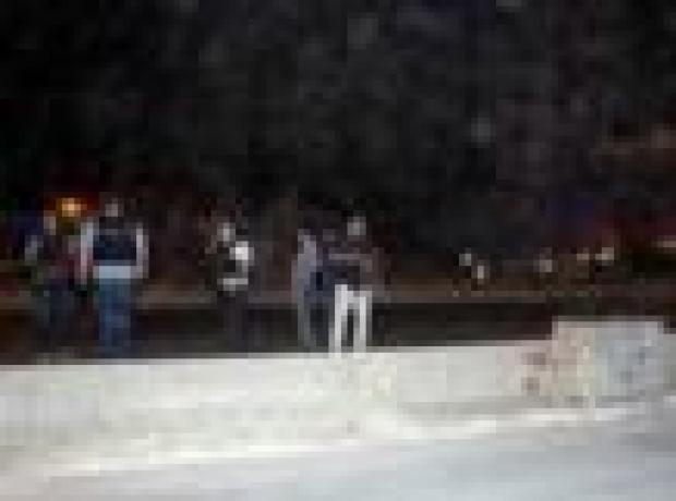 Mardin'de polis servis aracına roketatarlı saldırı