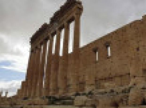 IŞİD'in 'imha ettiği' Palmyra'daki Bel Tapınağı 'hala ayakta'