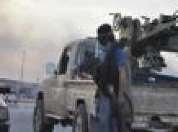 IŞİD Şam'ın dış mahallerinde saldırı başlattı