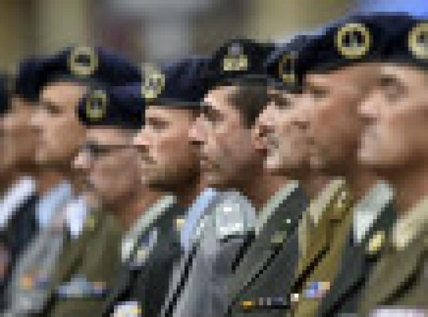 Hollandalı çavuş 'IŞİD'e katıldığı' şüphesiyle açığa alındı