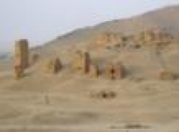 IŞİD Palmyra'daki 'kule mezarları havaya uçurdu'