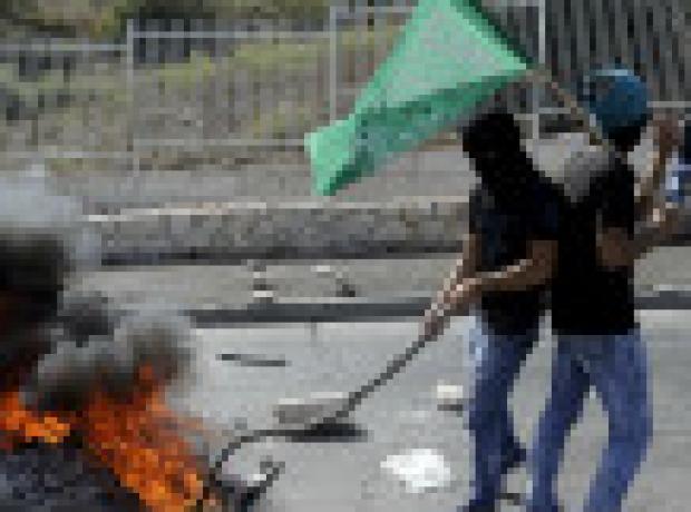 Filistinlilerden İsrail'e 'Mescid-i Aksa yasağı' protestosu