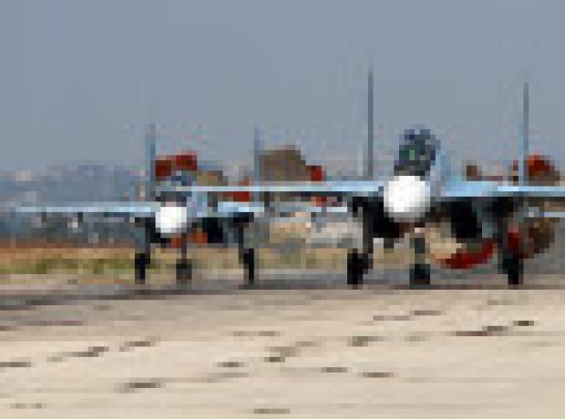 'Rusya, Hama ve İdlib'de hava saldırıları düzenledi'