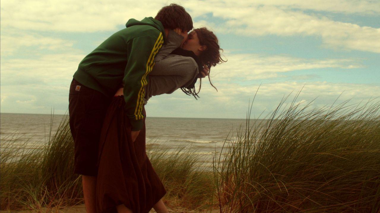Поцелуи в писке 3 фотография